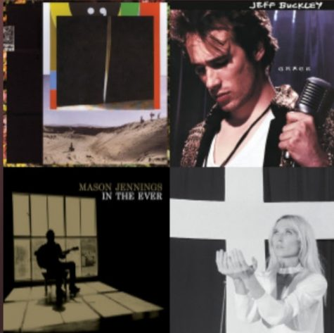 cover art for multiple albums